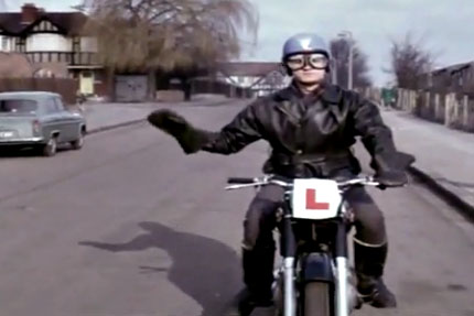 7 tips for city motorcycle riding