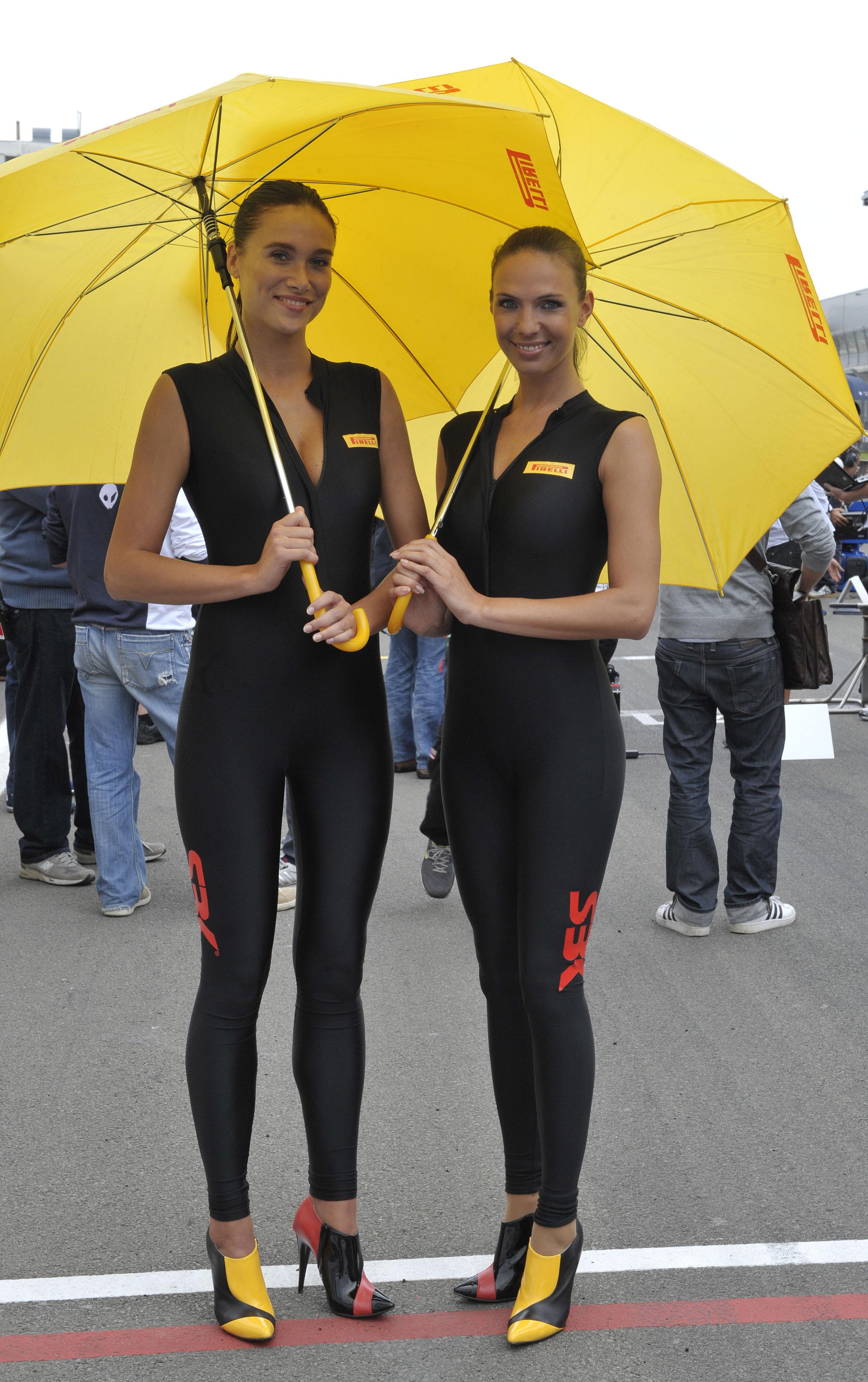 WSB Grid Girl Gallery: Nurburgring 2011 | Visordown