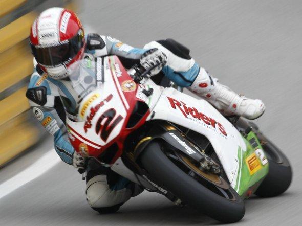 Rutter wins record 7th Macau GP