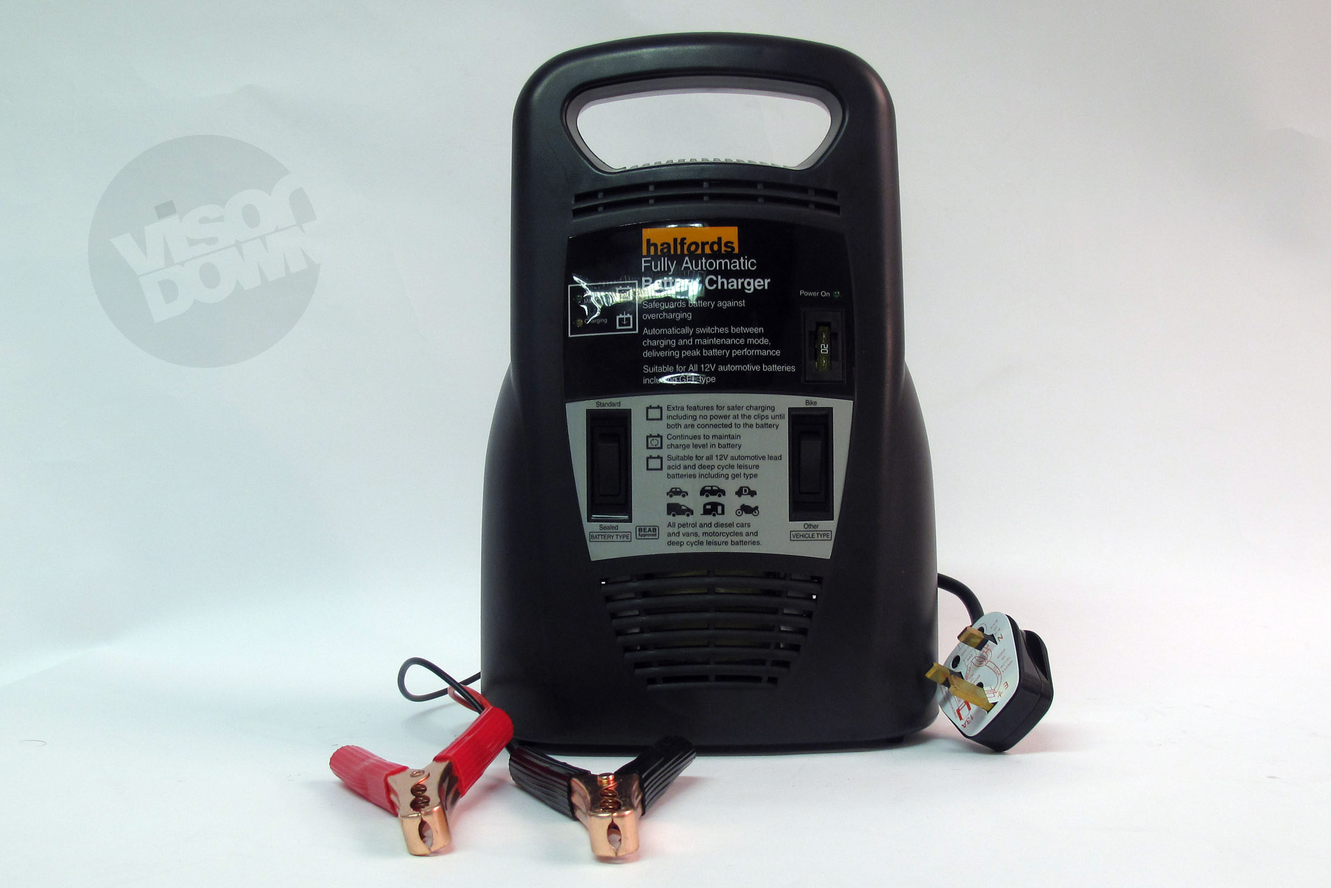 7 Motorcycle Battery Chargers Page 4 Visordown