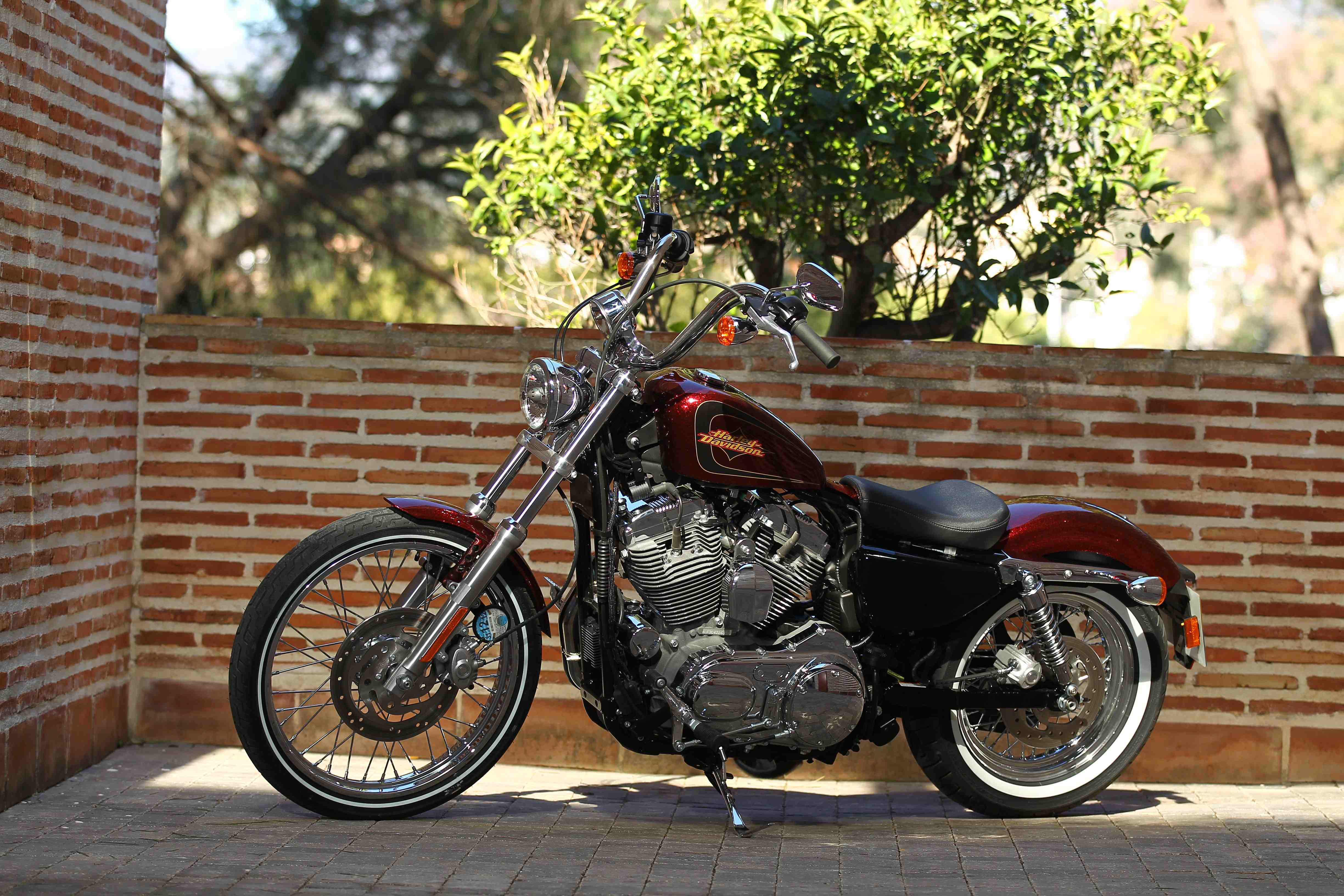 First Ride: Harley-Davidson Sportster 72 | Visordown