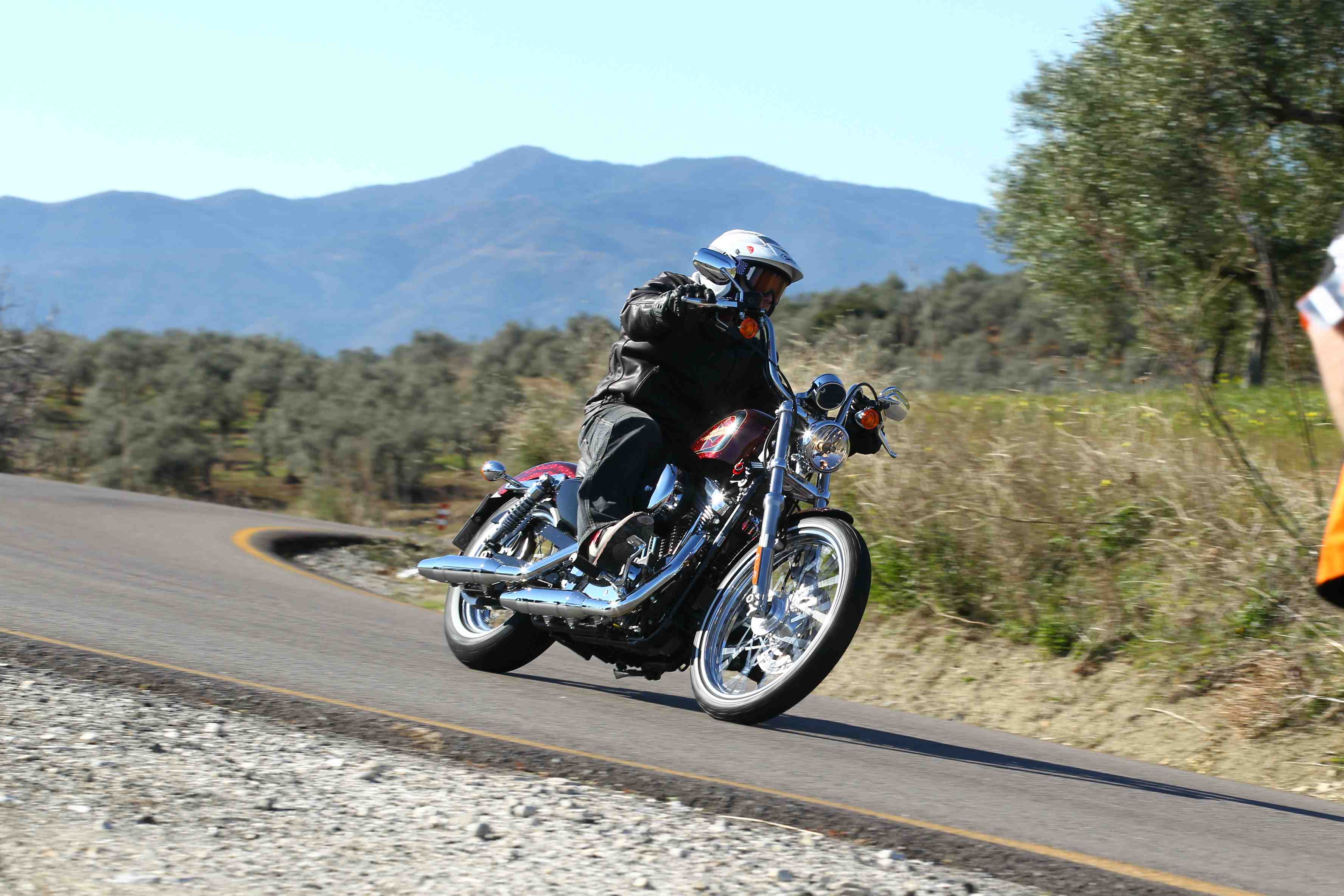 First Ride Harley Davidson Sportster 72 on Life Cycles Bikes