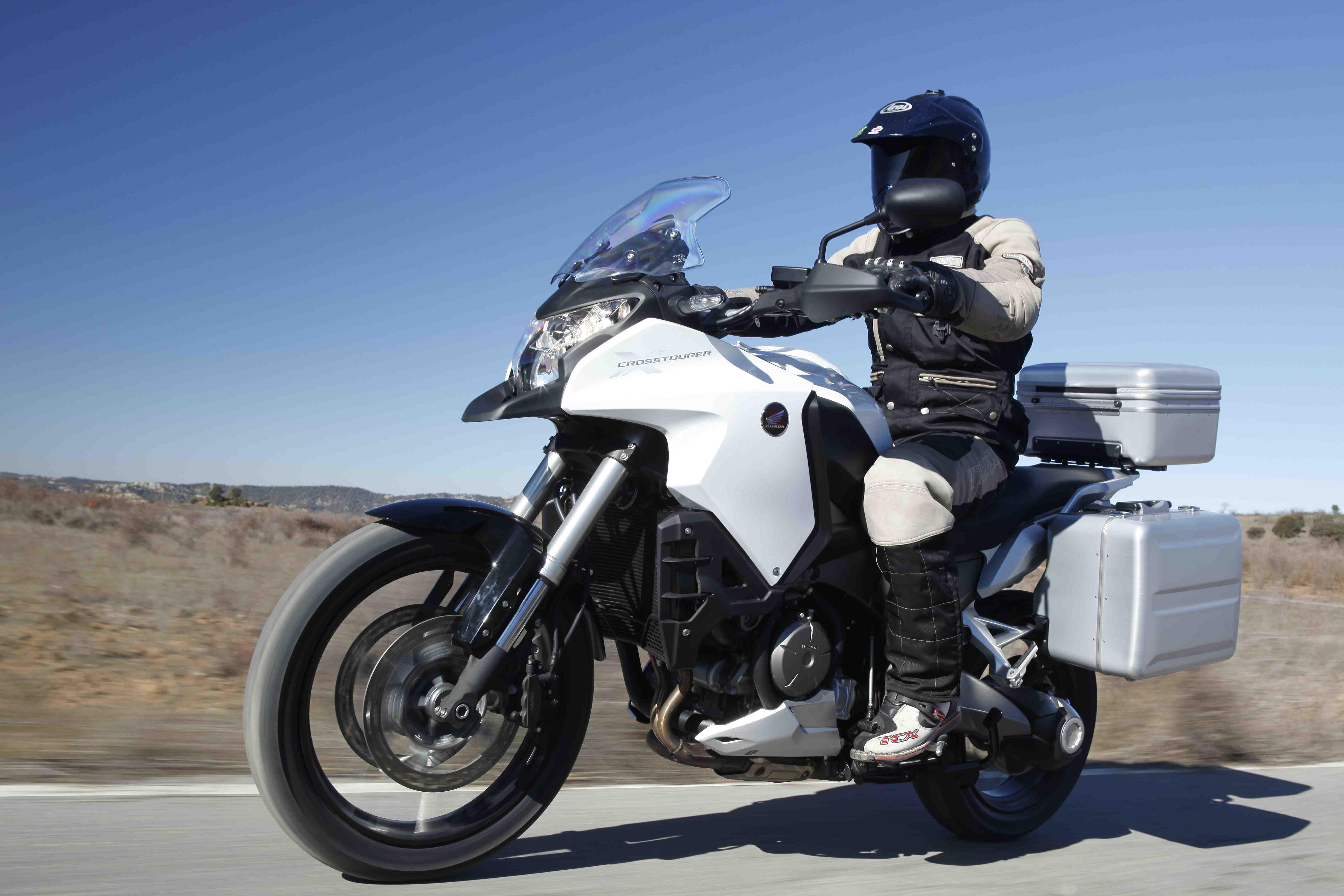 First Ride: Honda Crosstourer review | Visordown