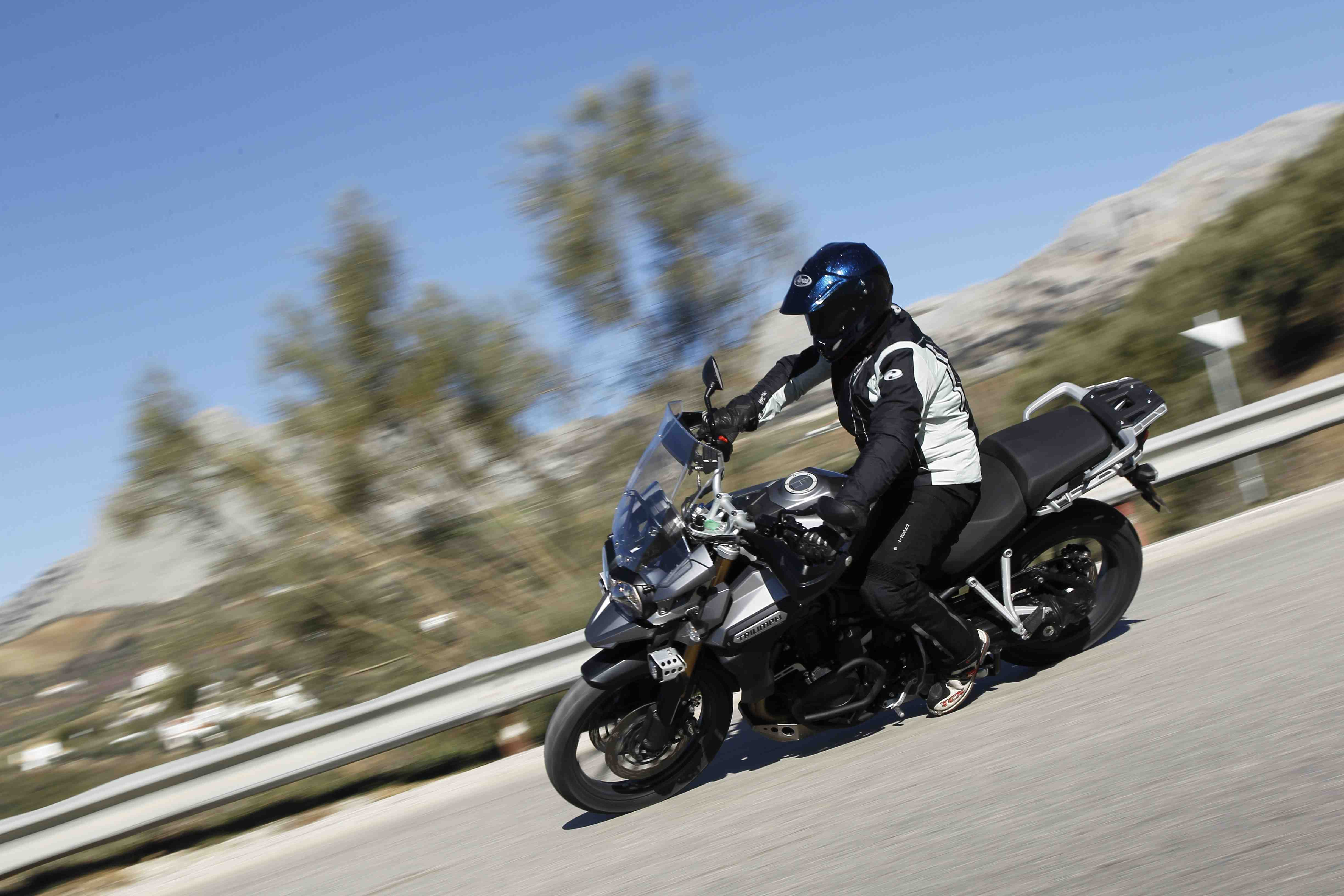First Ride: Triumph Tiger Explorer 1200 review
