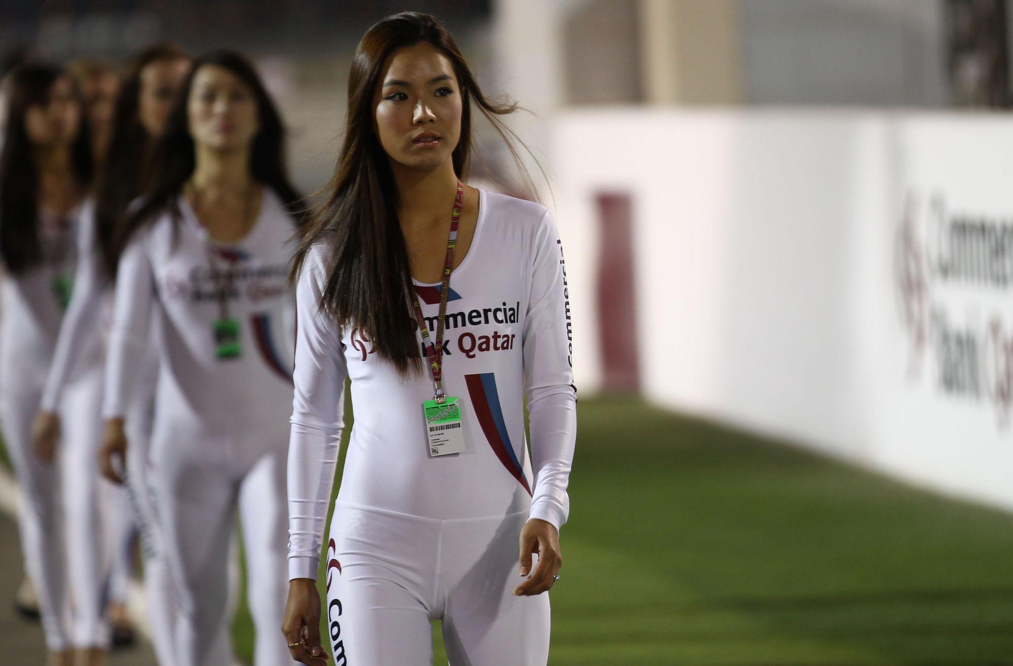 MotoGP Grid Girl Gallery - Qatar 2012   Visordown
