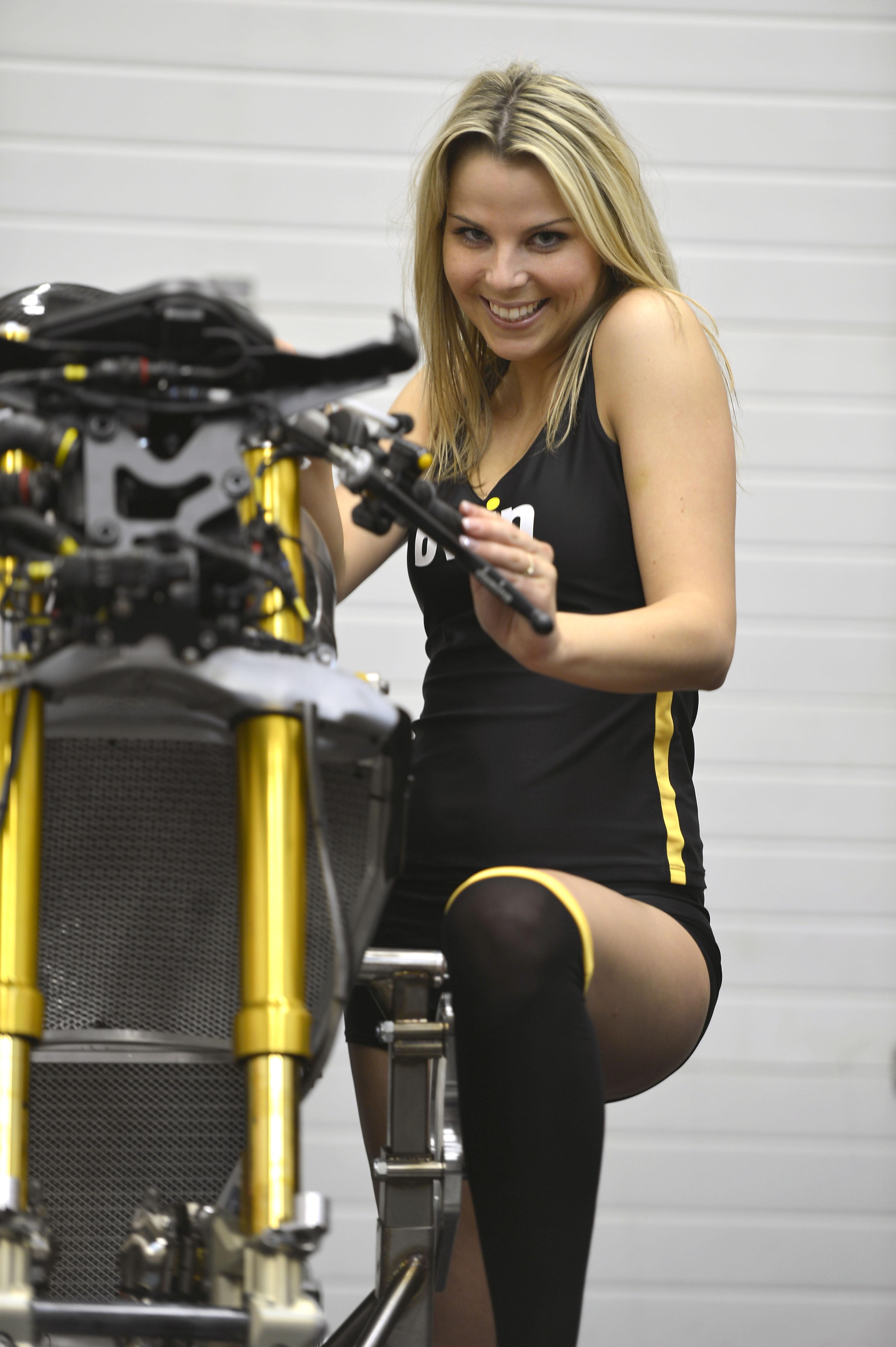 MotoGP Grid Girl Gallery - Jerez 2012 | Visordown