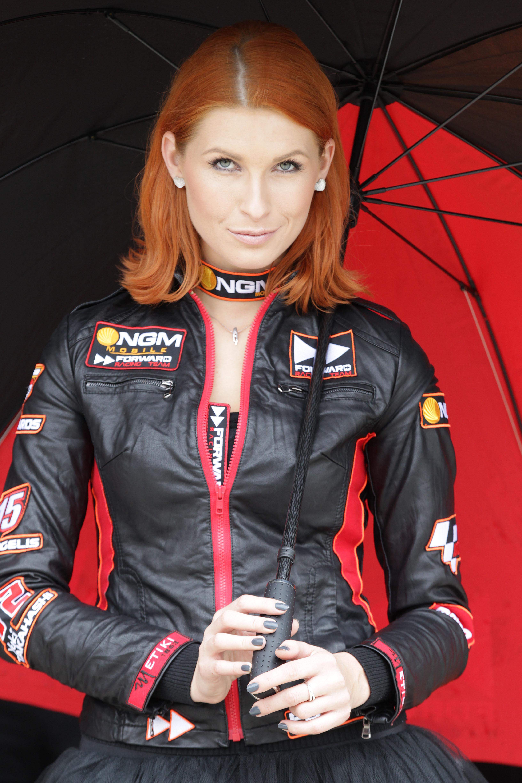 MotoGP Grid Girl Gallery: Le Mans 2012