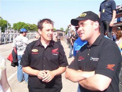Mark Buckley killed in NW200 crash