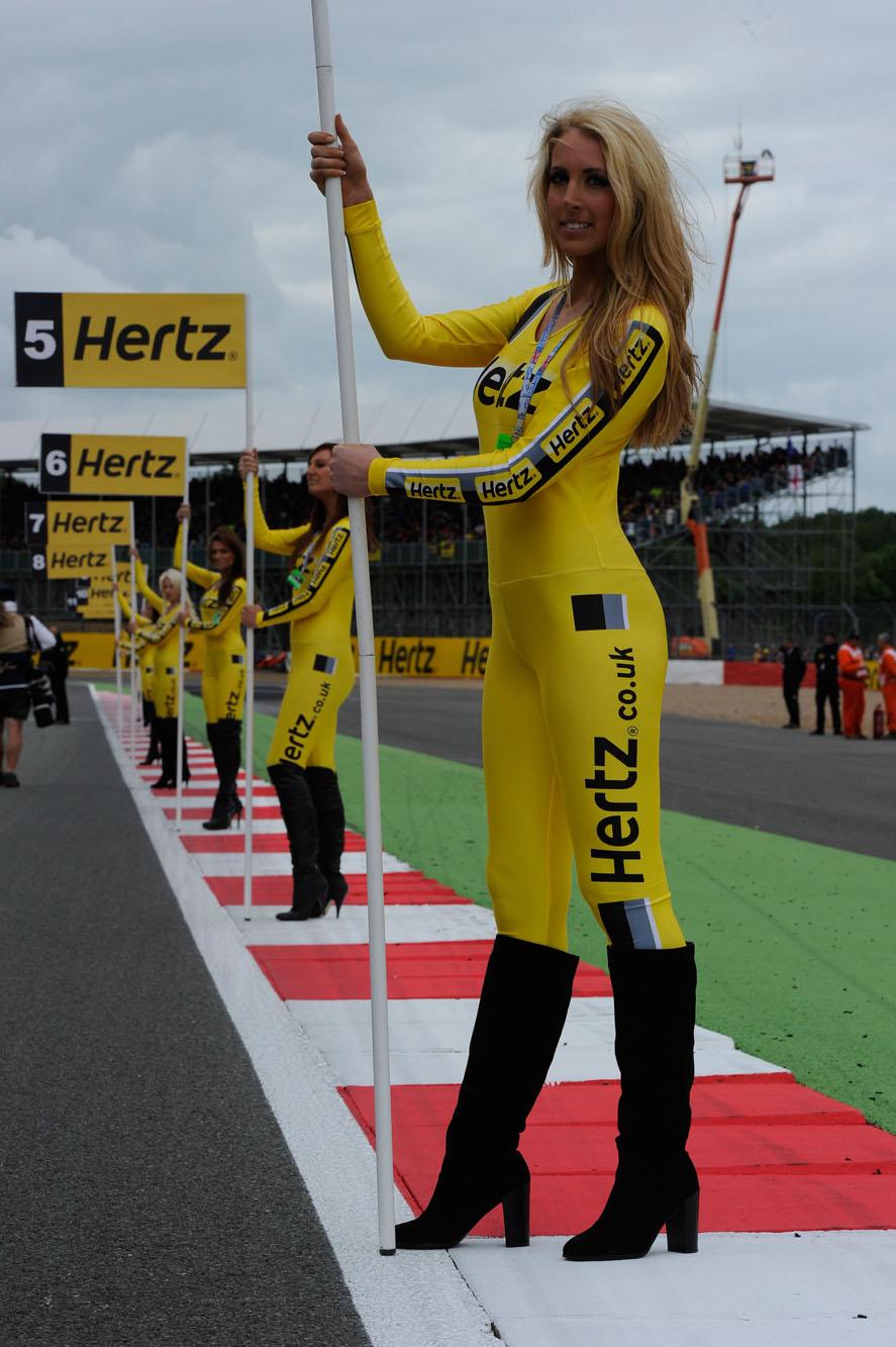 MotoGP Grid Girl Gallery: Silverstone 2012 | Visordown