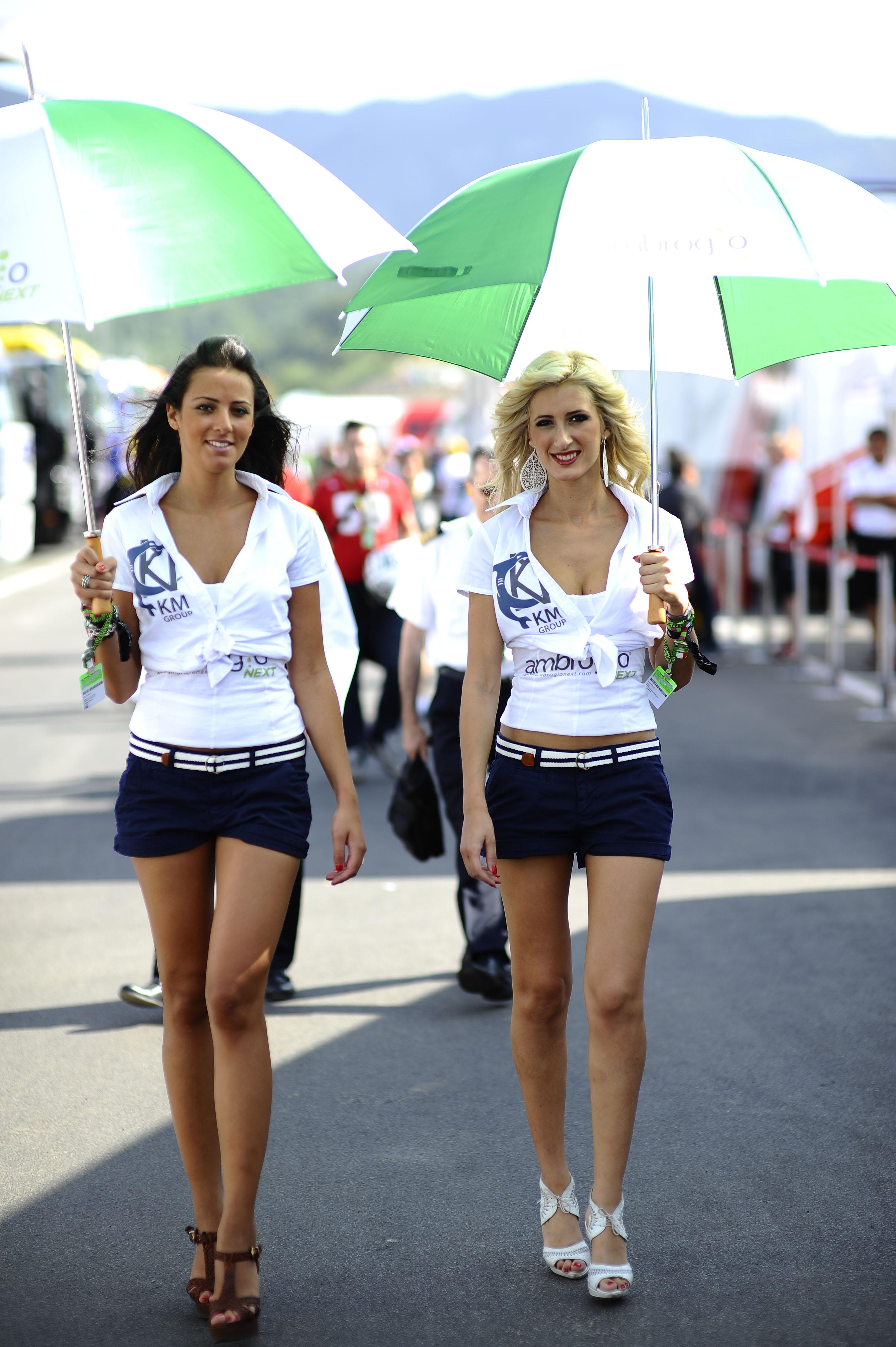 MotoGP Grid Girl Gallery: Mugello 2011 | Visordown