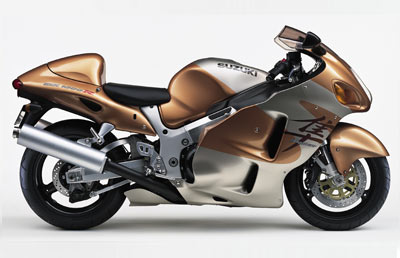 2012 Suzuki Hayabusa review   Visordown