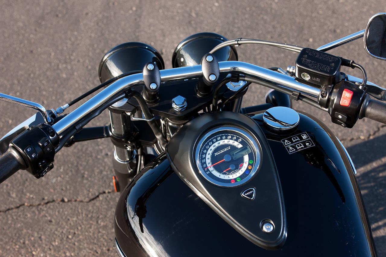 Ridden: Triumph Thunderbird Storm review | Visordown
