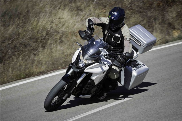 Adventure overtakes Sportsbikes in the UK