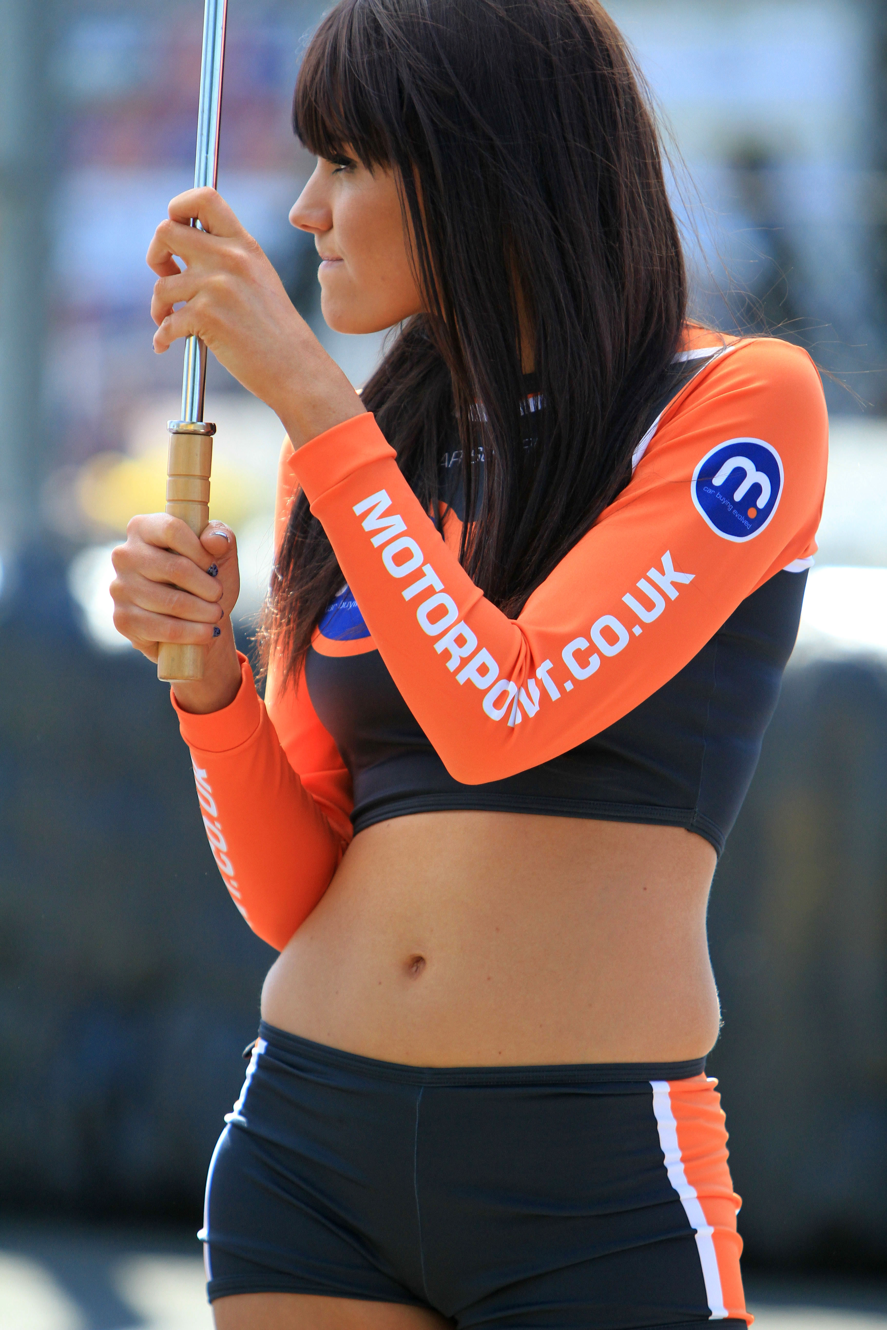 Electric Road Bike >> Become a Ducati grid girl at Silverstone | Visordown