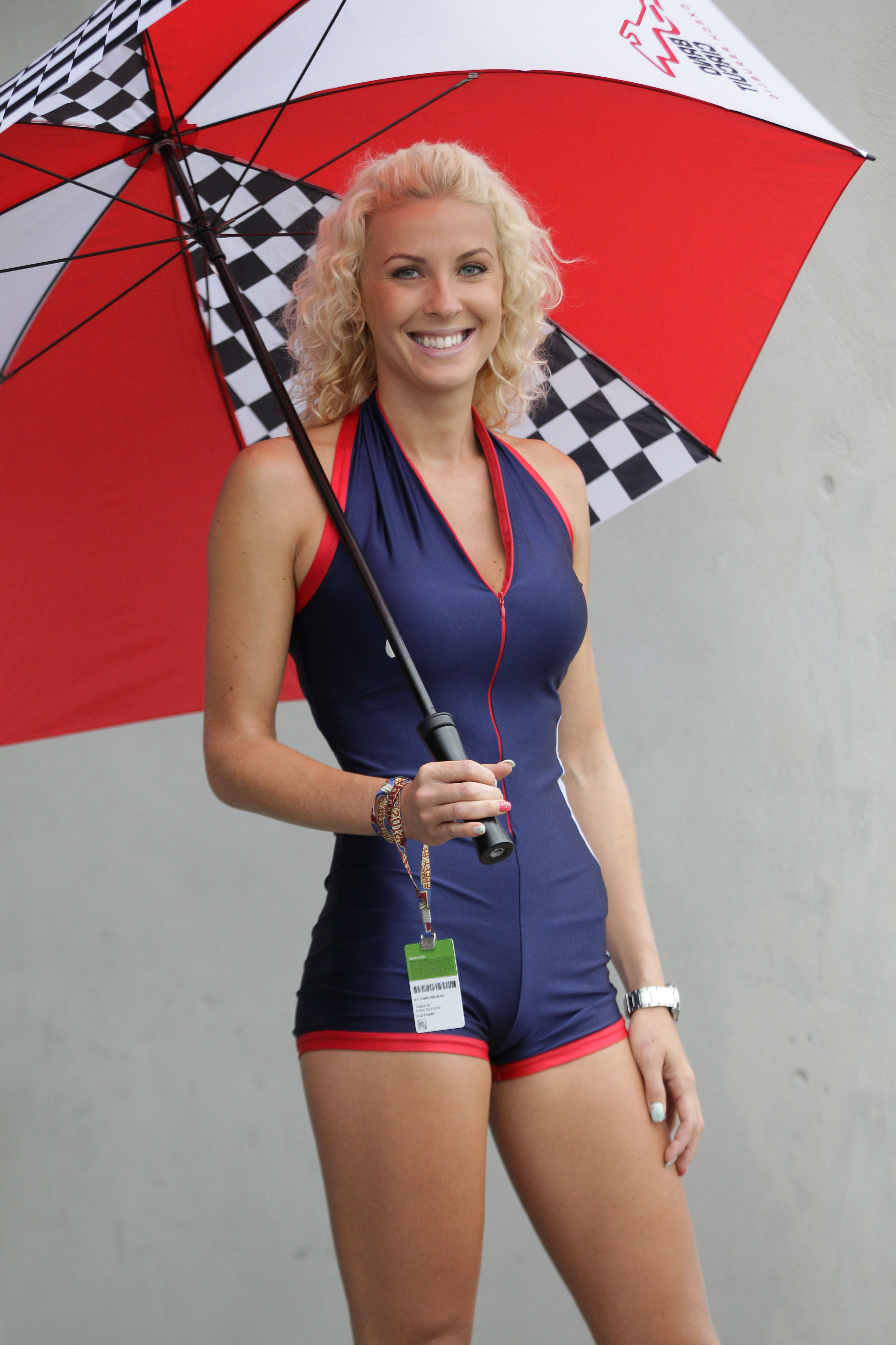 MotoGP Brno Czech grid girl gallery | Visordown