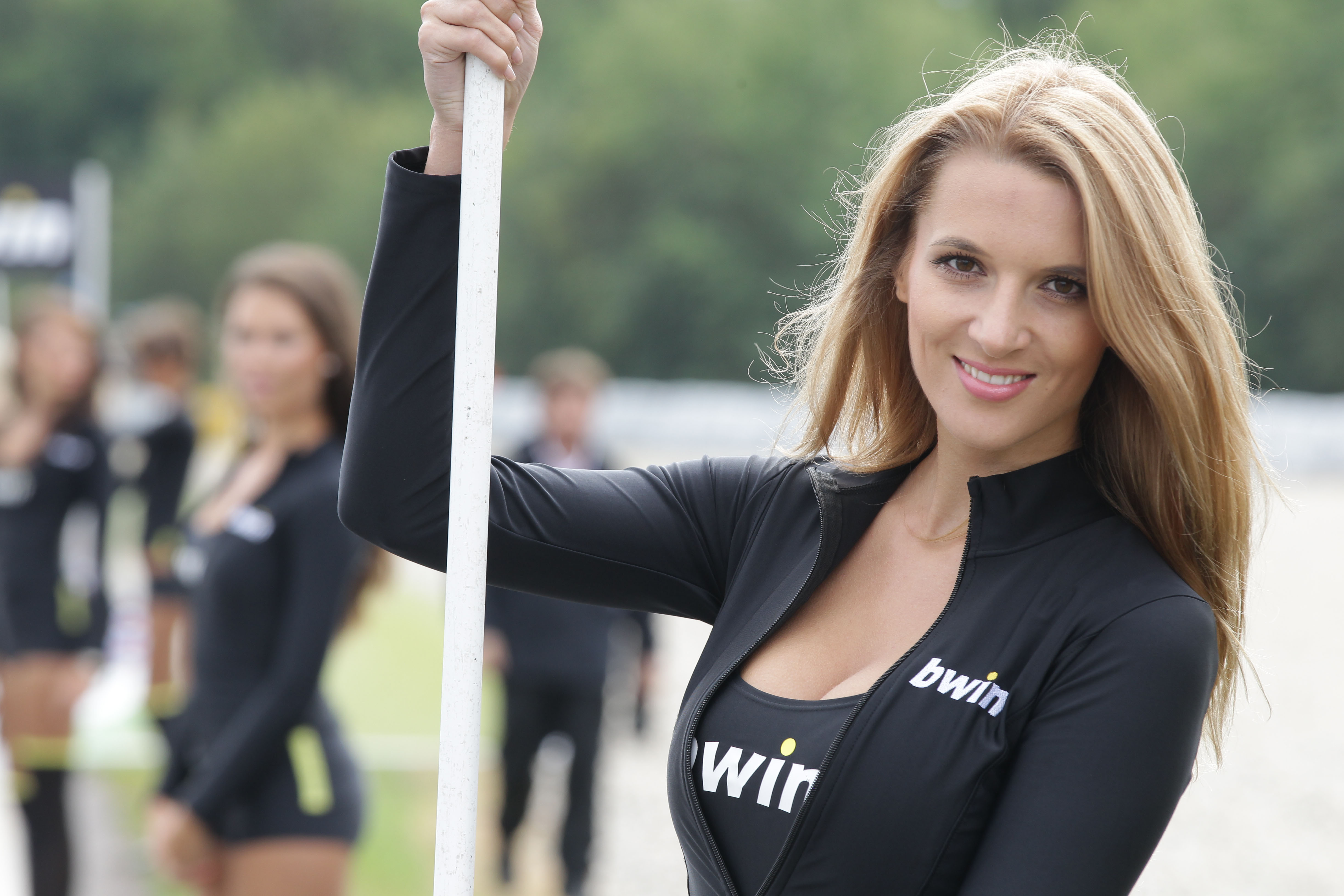 Motogp Brno Czech Grid Girl Gallery Visordown