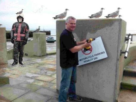 West Dorset biker ban quickly revoked