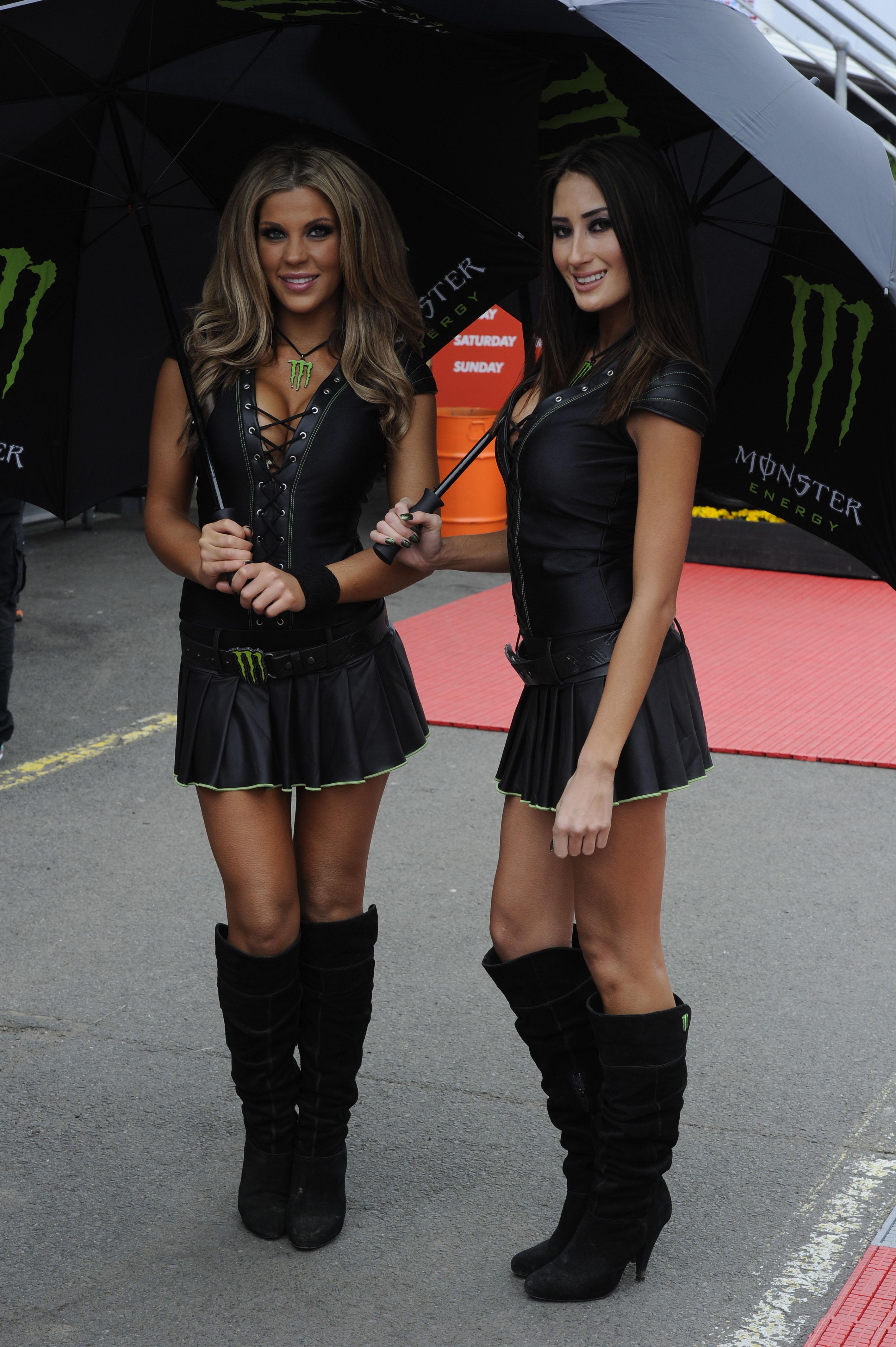 MotoGP grid girl pictures Phillip Island... | Visordown