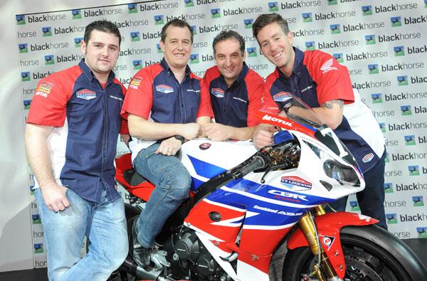 All-star Honda TT Legends team announced