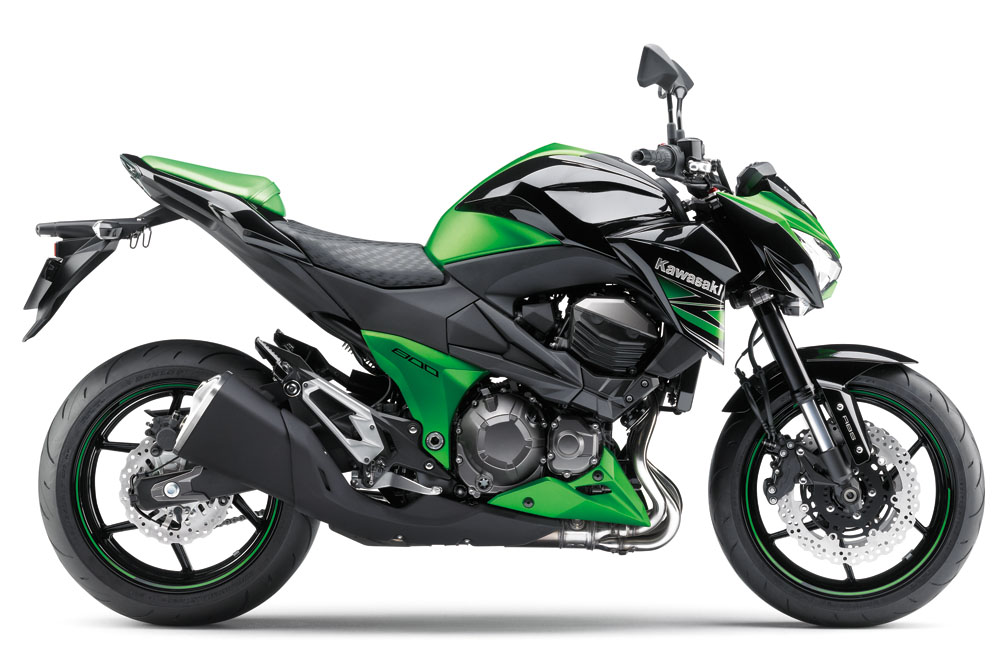 The Stock Z800 Is A Pretty Thing But That Doesnt Count For Anything In Zed Land Where Owners Cant Resist Adding Their Personal Touches To Bike