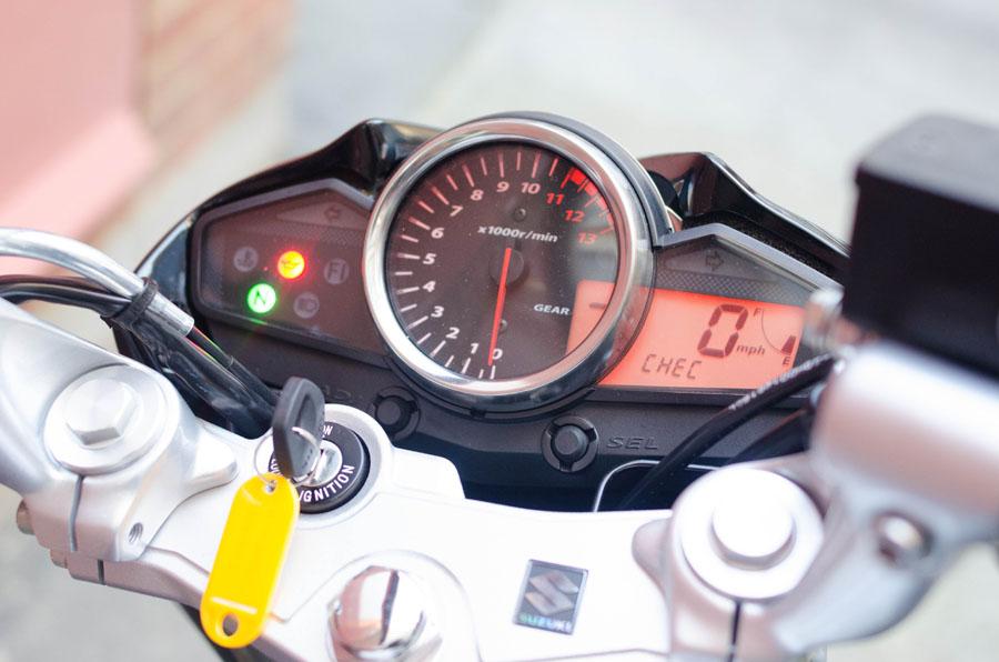 Suzuki Inazuma 250 review - Motorbike Writer