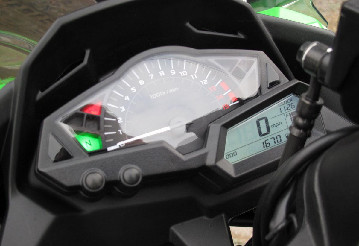 First Ride: 2013 Kawasaki Ninja 300 review   Visordown