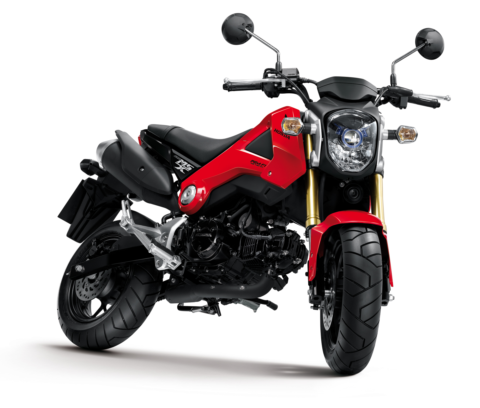 Surprise New Mini Bike From Honda
