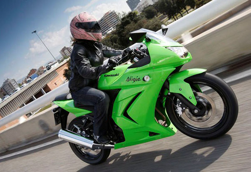 10 Best Motorcycles For Women Page 8 Visordown