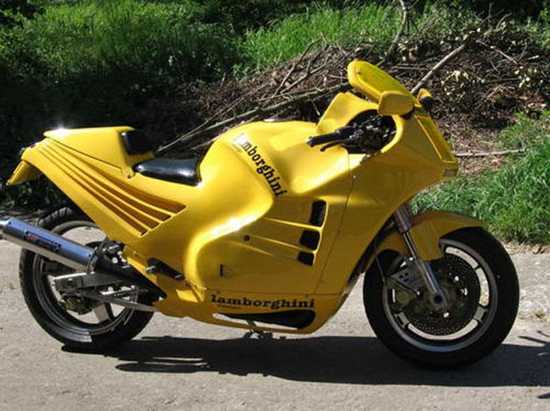 1986 Lamborghini Design 90 Cool Motorcycles Visordown