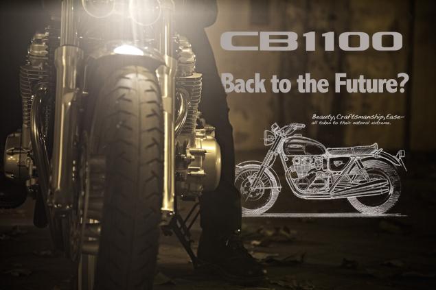 First ride review: 2013 Honda CB1100