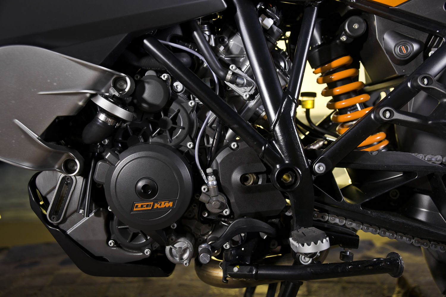 First Ride: KTM 1190 Adventure review