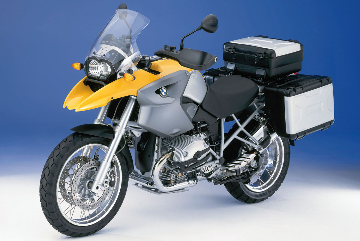 Buyer's Guide: BMW R1200GS