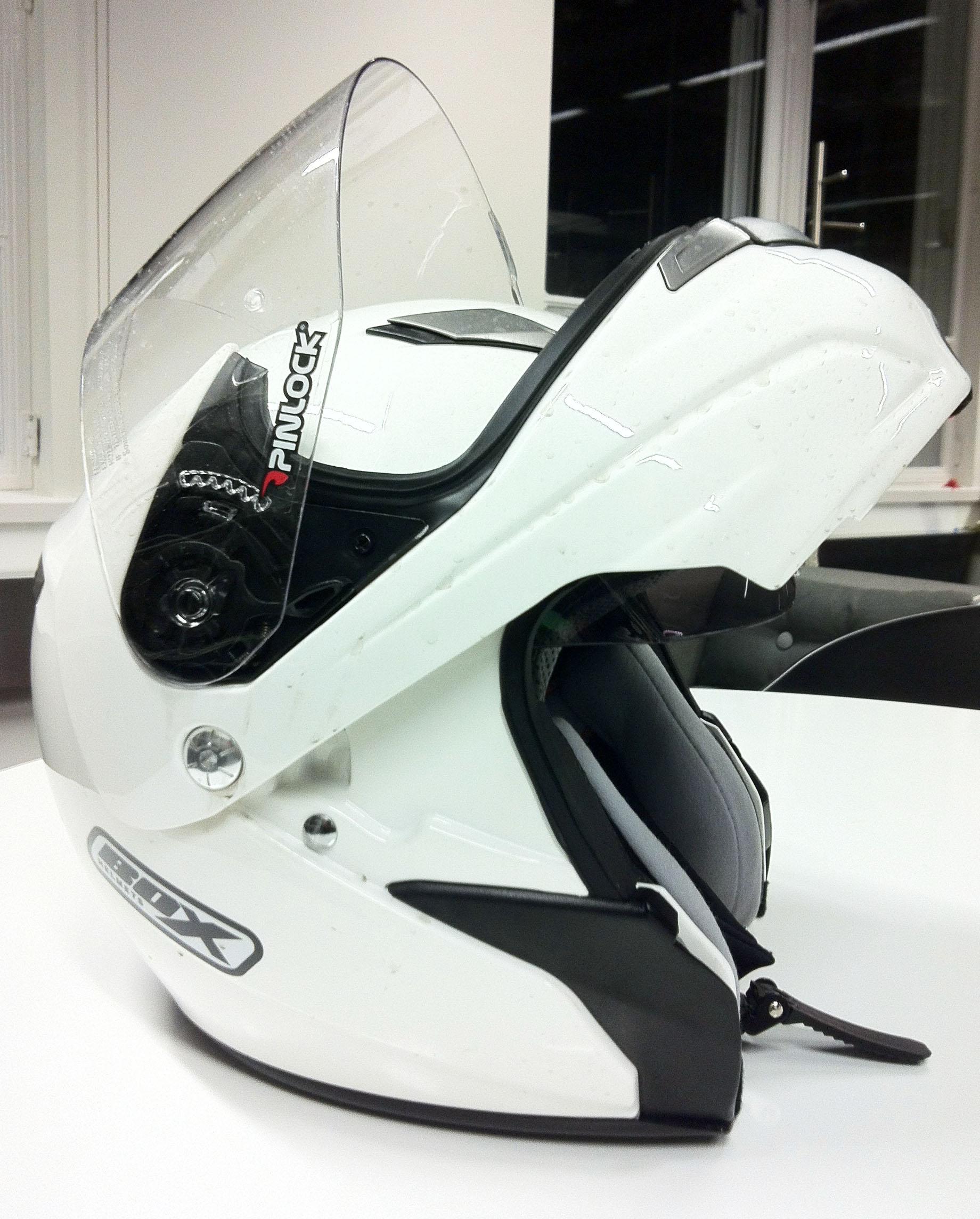 Used: Box SZ-1 helmet