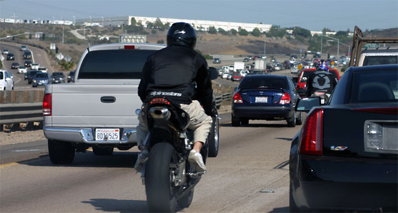 Californian bikers told how to filter
