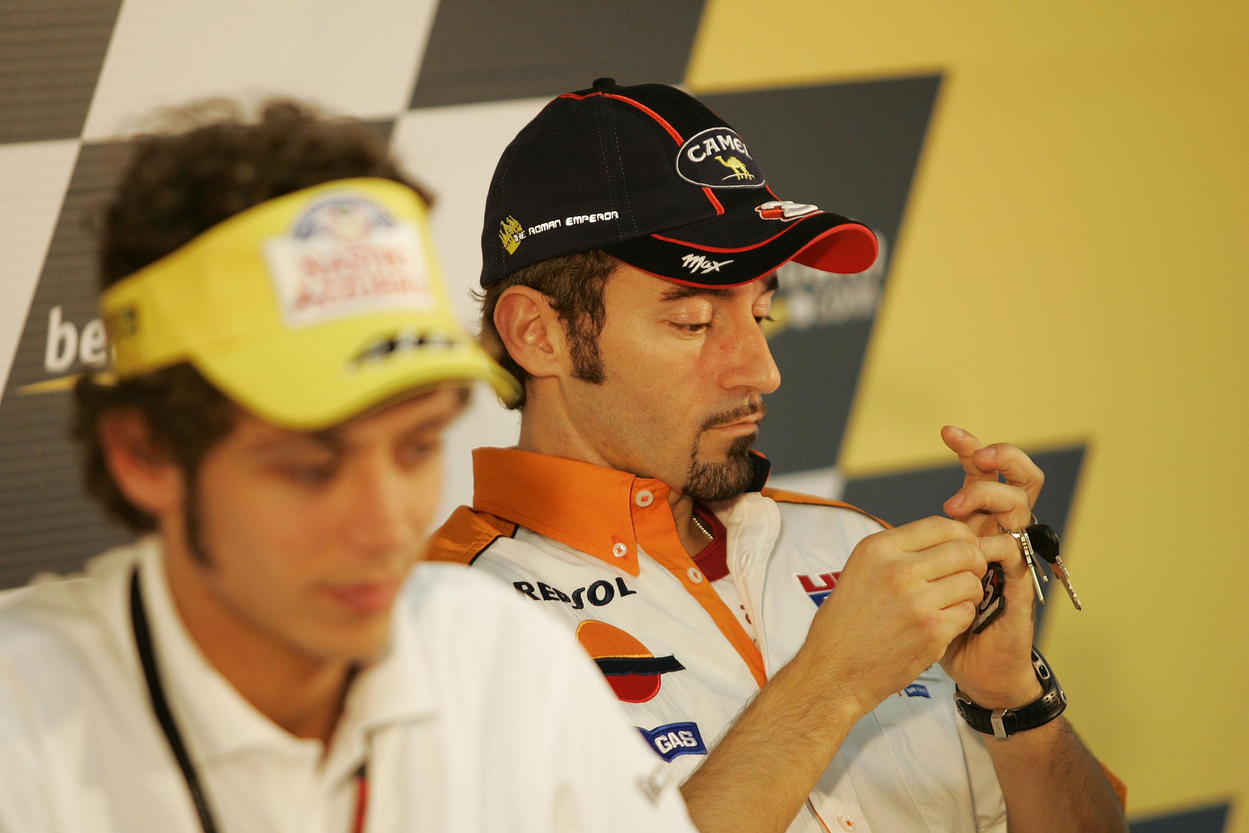 Biaggi: Rossi has no chance   Visordown