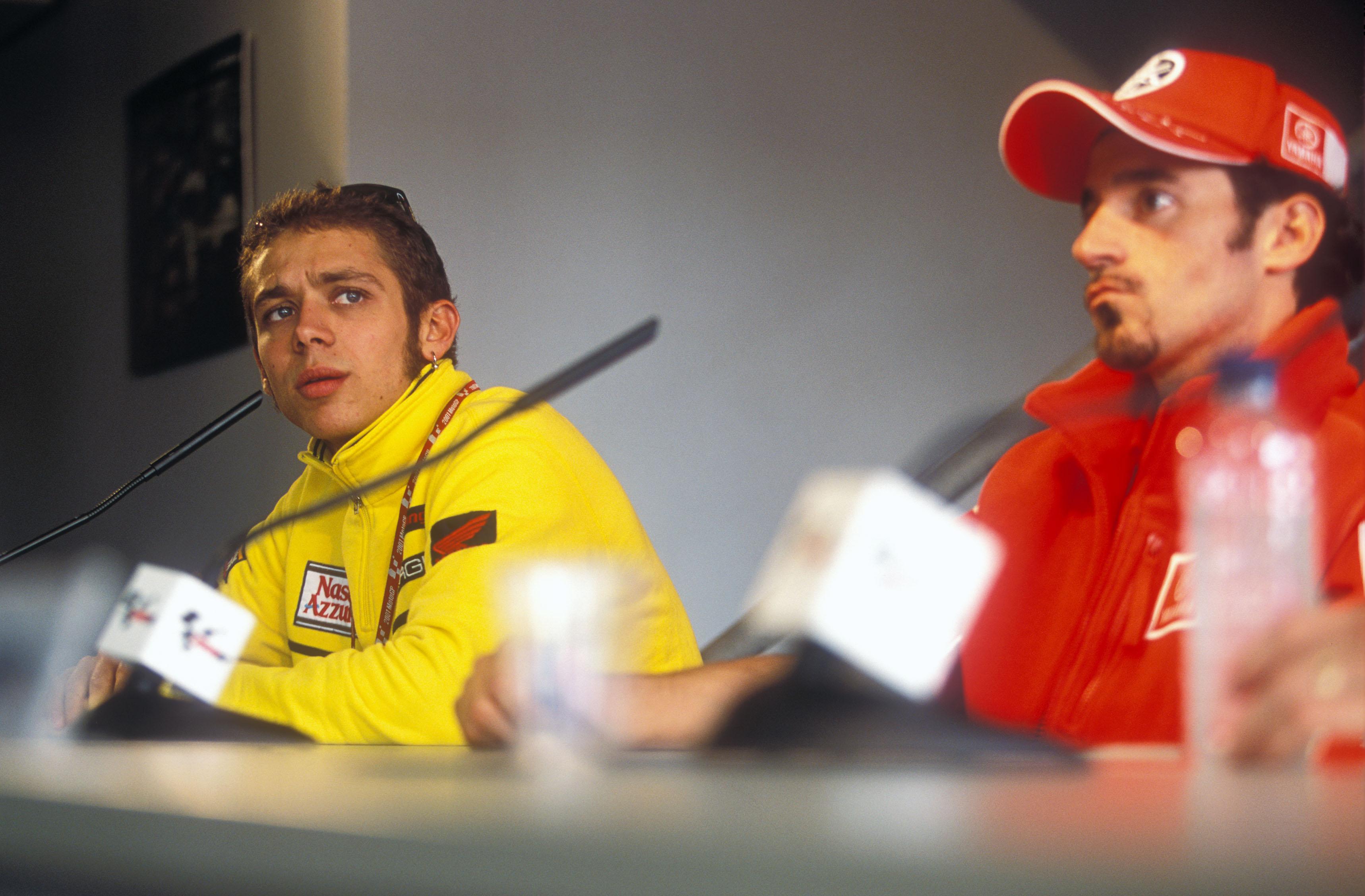 Biaggi: Rossi has no chance | Visordown