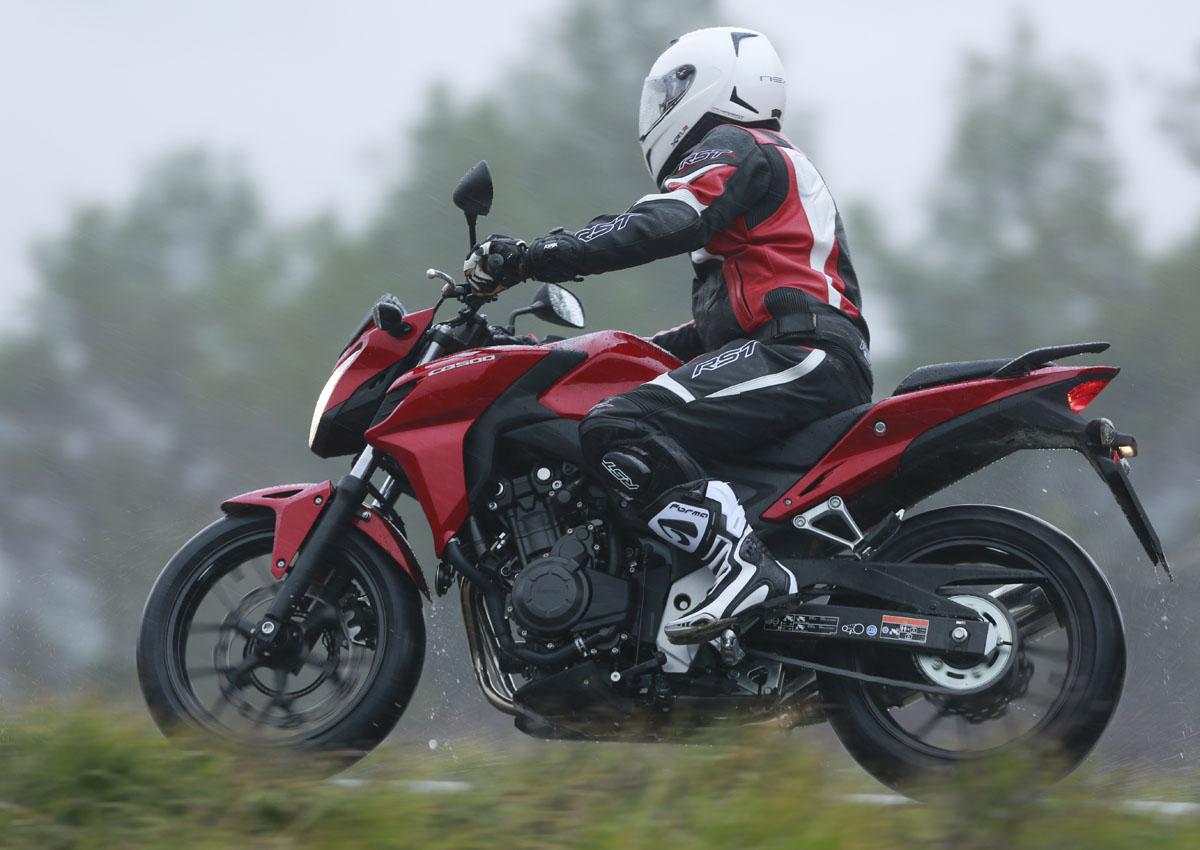 First Ride: 2013 Honda CB500F review | Visordown