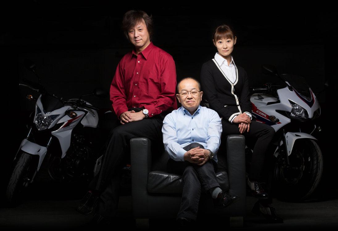 Honda 500s: project team Q&A