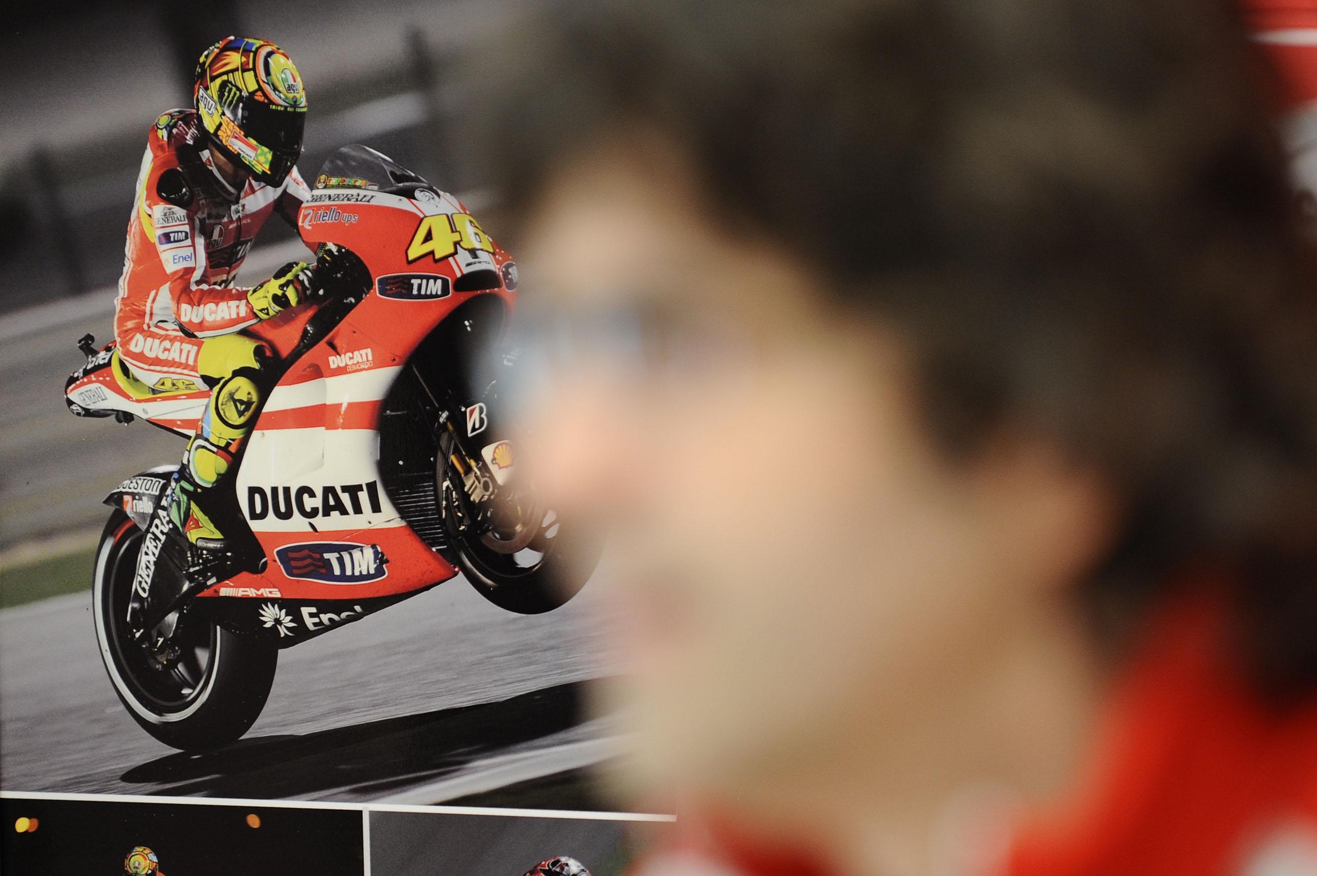 Preziosi resigns from Ducati