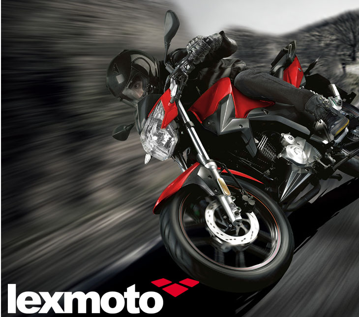 Lexmoto launches ZSX 125