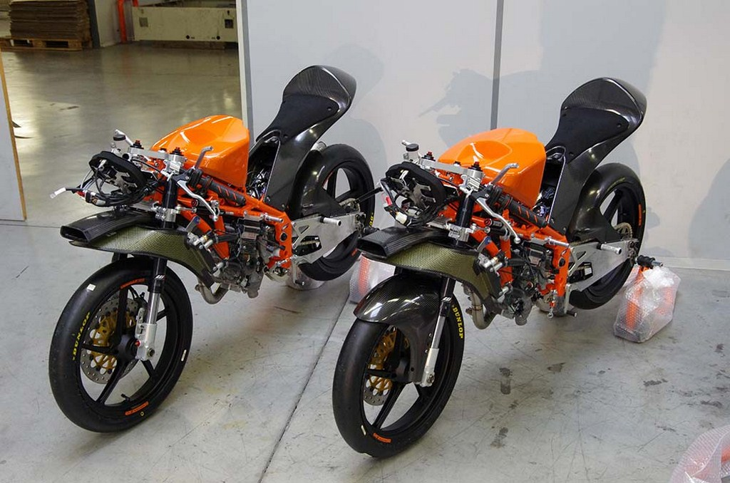 Baby KTM sportsbikes on the cards?