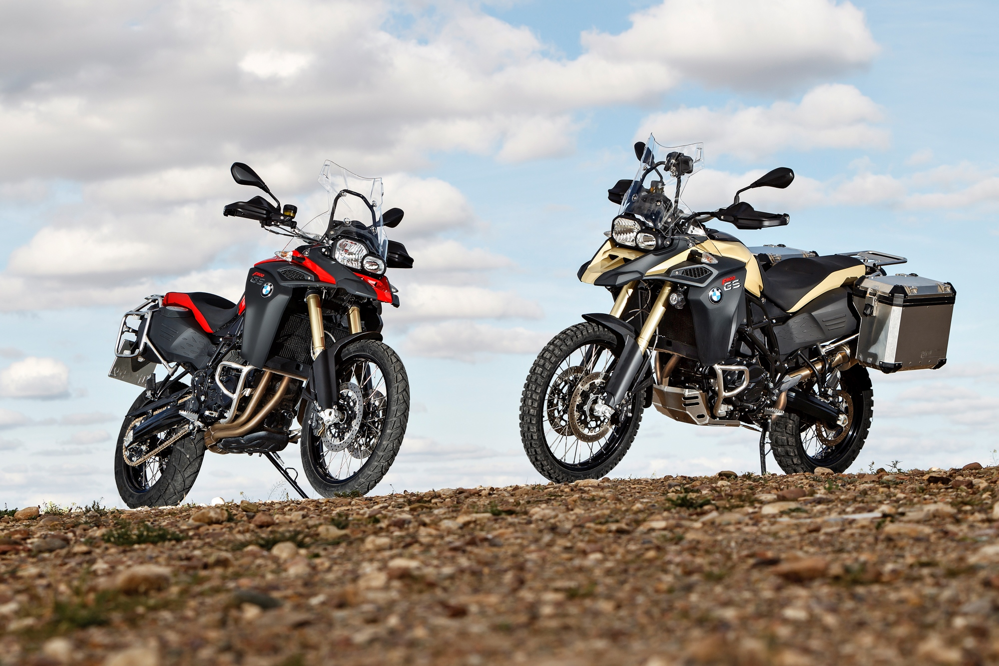 Look out! 2013 BMW F800GS Adventure revealed