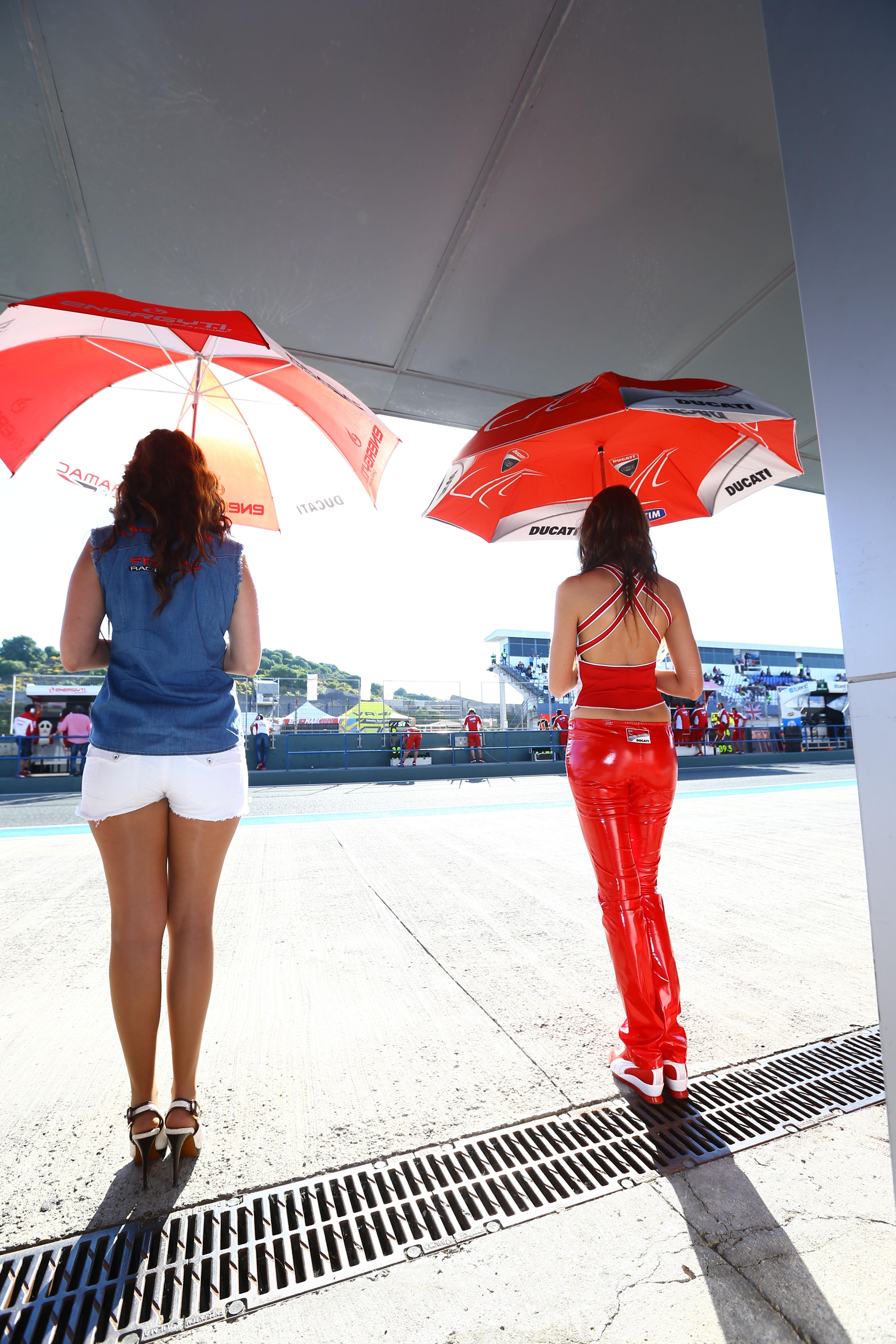 MotoGP grid girl gallery: Jerez 2013 | Visordown