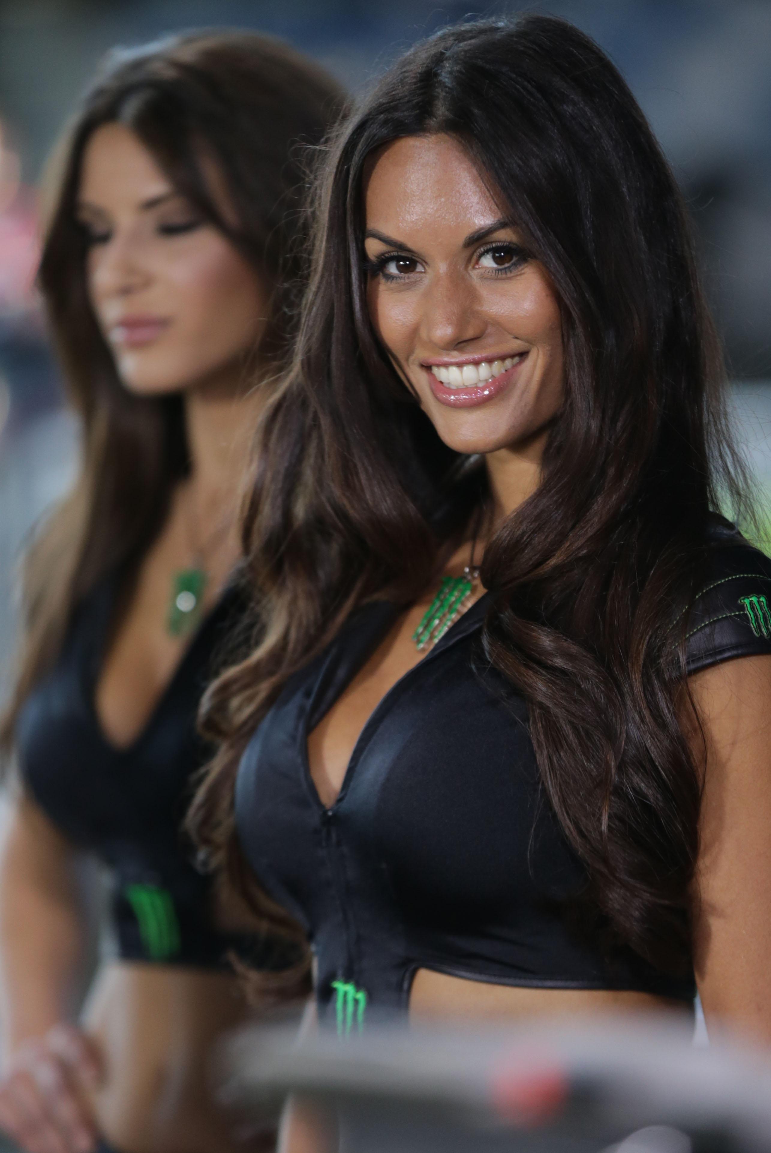 Donington SBK Grid Girls beauty Beautiful Woman t