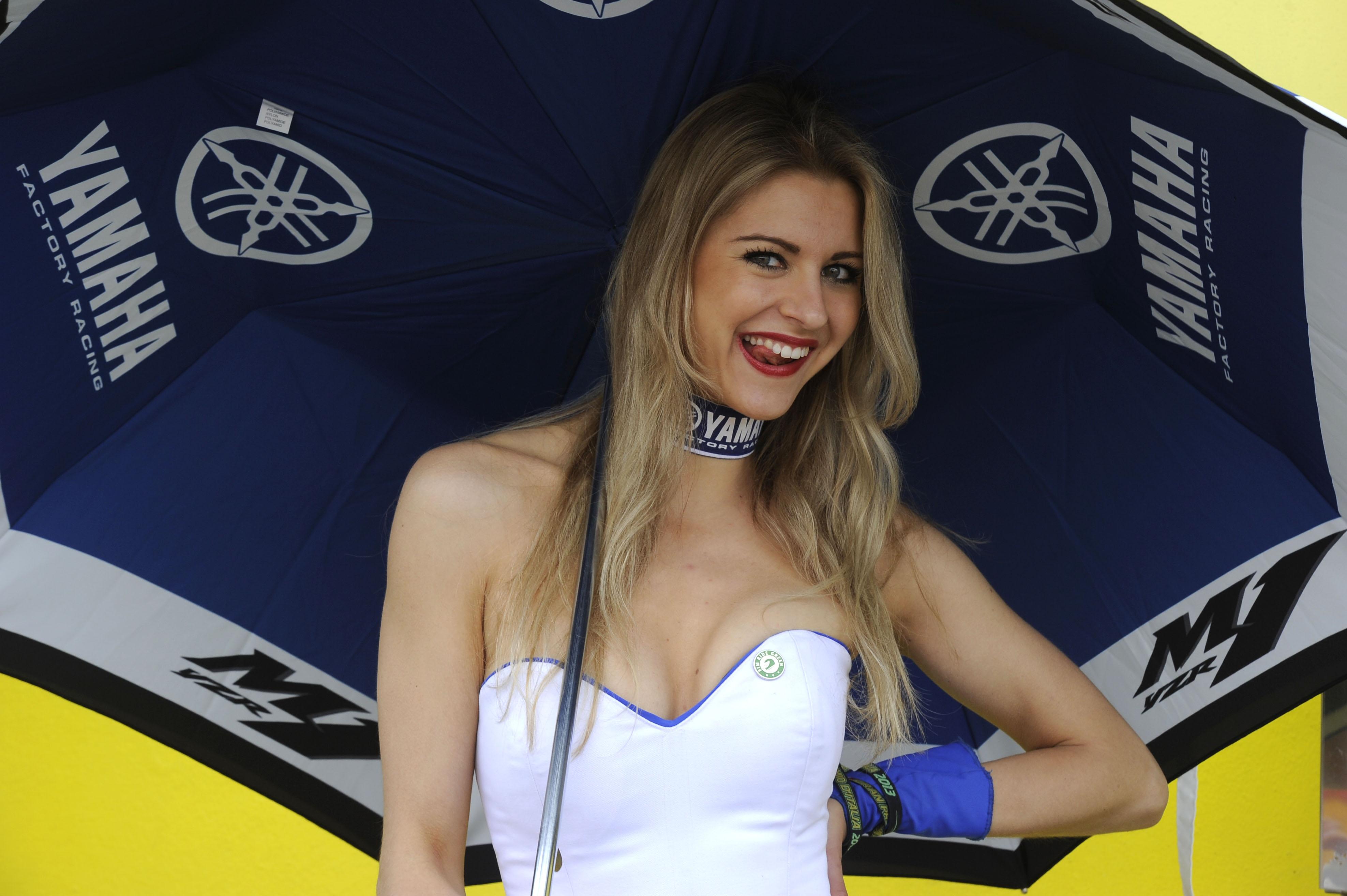 MotoGP grid girls: Mugello 2013 | Visordown