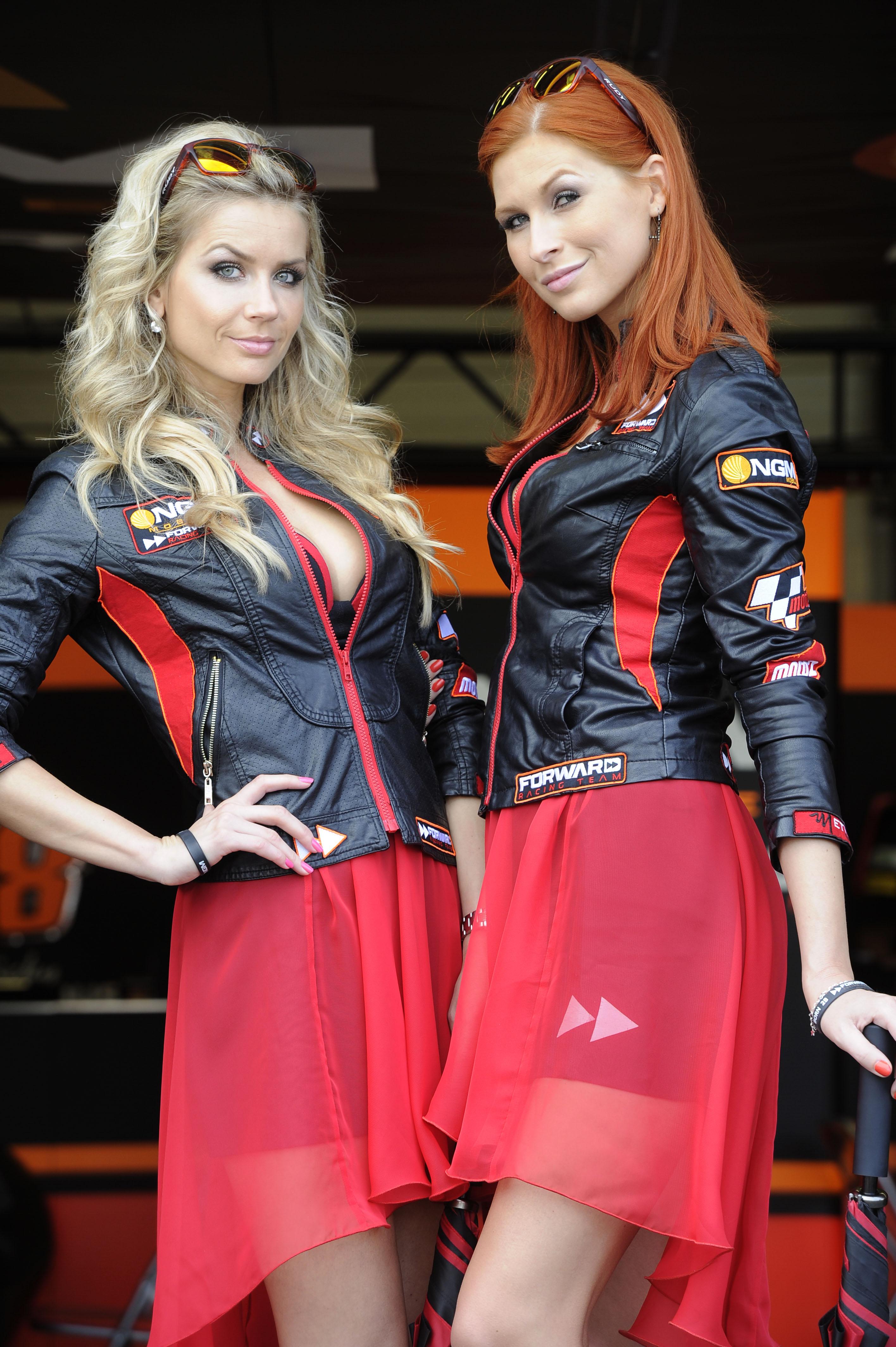 German MotoGP Grid Girls | MCNews.com.au