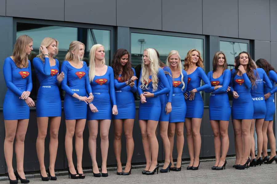 MotoGP grid girls: Assen 2013 | Visordown