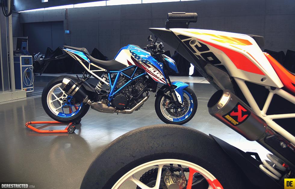 KTM Super Duke 1290 revealed