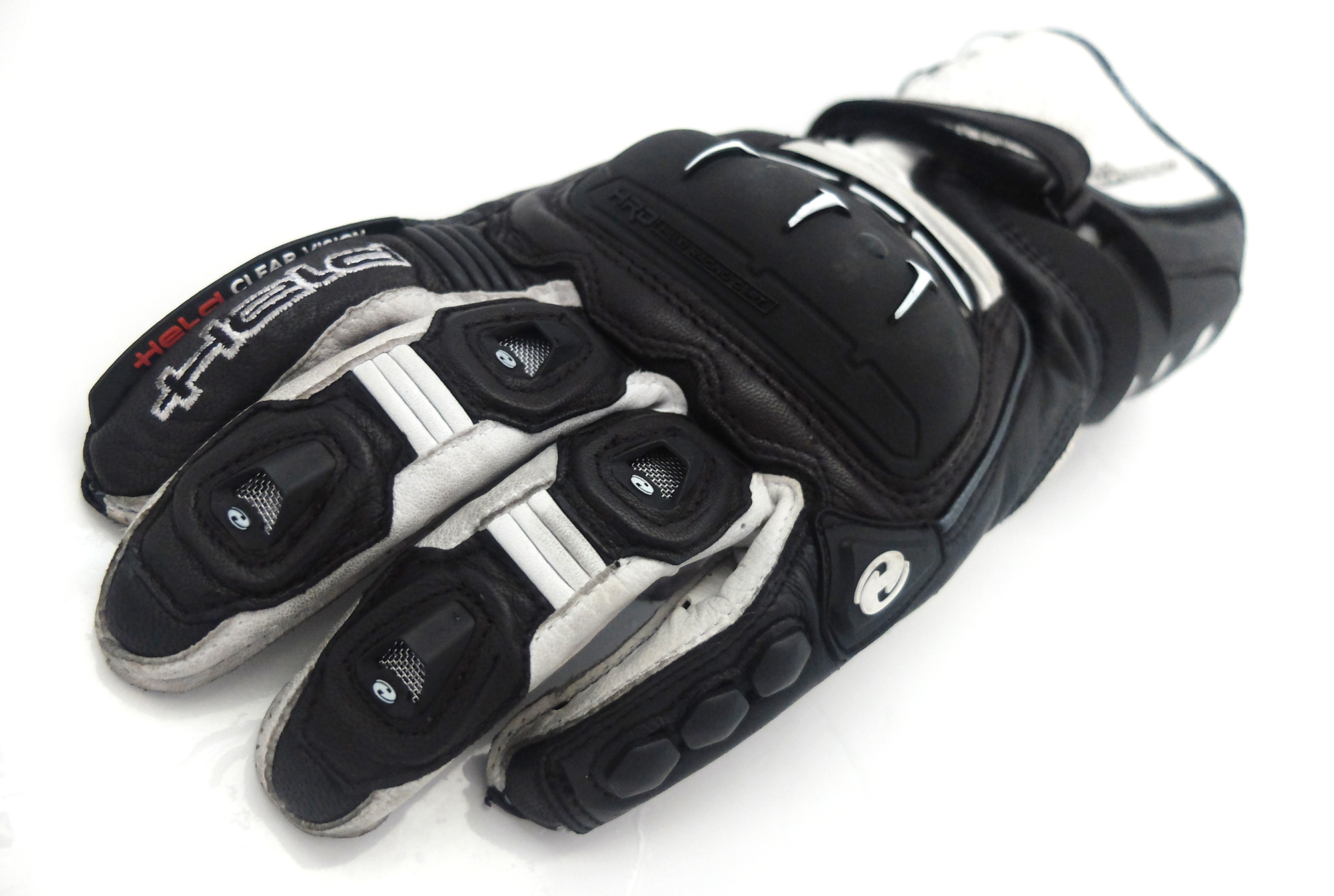 Used: Held RS-1000 race gloves