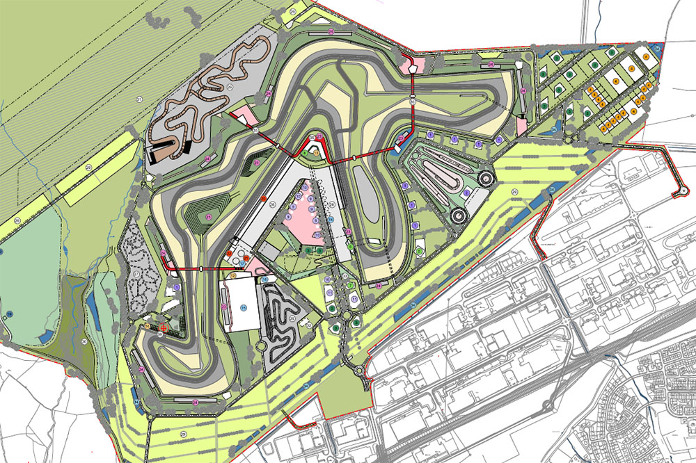 Circuit of Wales gets planning permission